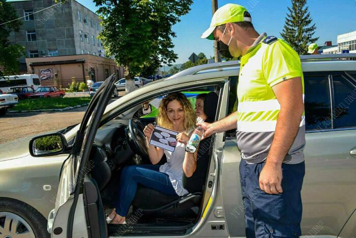 В республике продолжается профилактическая акция «Трезвый водитель»