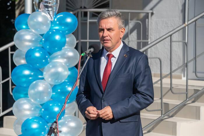 В Рыбнице после реконструкции открыли Спорткомплекс «Юбилейный»