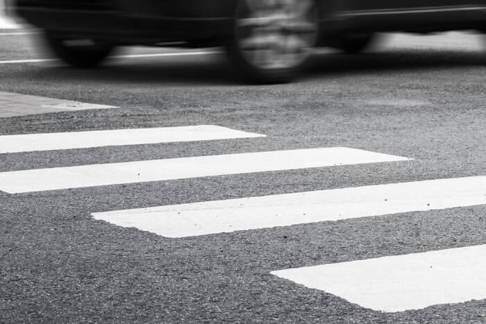 В Рыбнице сбили женщину на пешеходном переходе