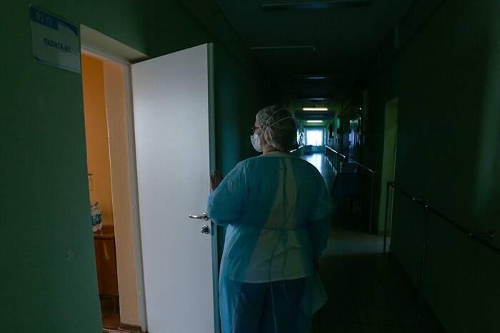 В рыбницком COVID-госпитале скончалась 58-летняя пациентка