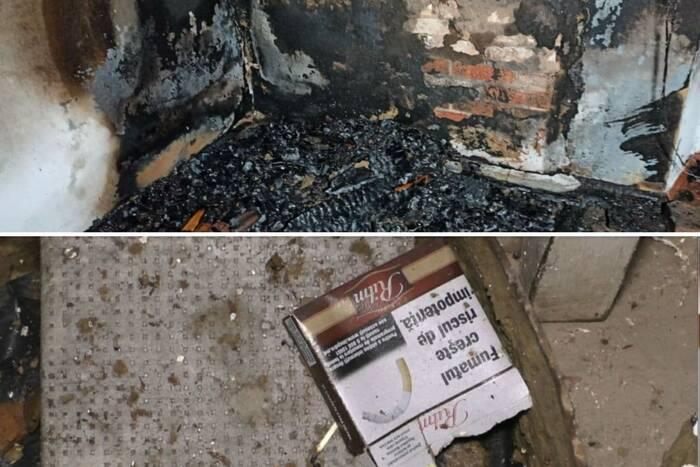 В селе Глиное Слободзейского района в пожаре погиб 50-летний мужчина