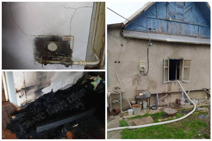 В селе Коротном в результате пожара погиб 73-летний мужчина
