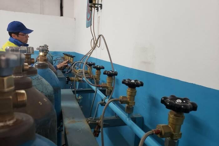 В Слободзее заработала кислородная станция