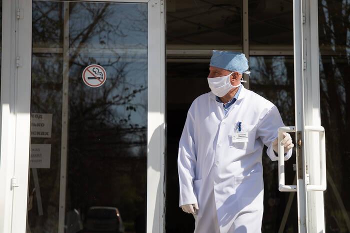 В Слободзейском и Рыбницком COVID-госпитале увеличивают количество койко-мест