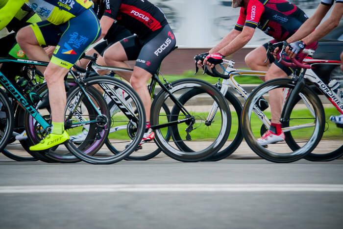 В столице провели велогонку памяти братьев Скребниковых