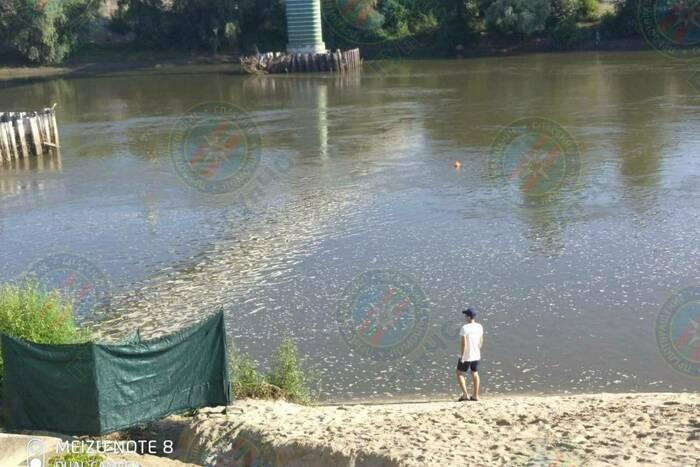 В столице в Днестре утонула 13-летняя девочка