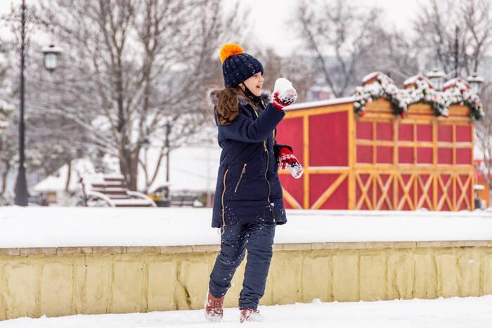В субботу ожидается снег и гололедица на дорогах