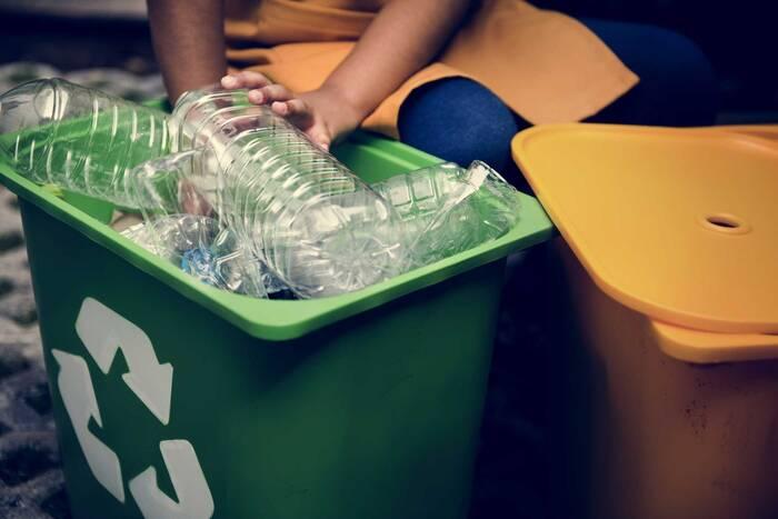 В Суклее вводится практика раздельного сбора мусора