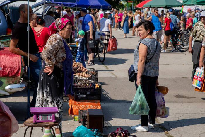 В Тирасполе на Кировском в субботу организуют ярмарку