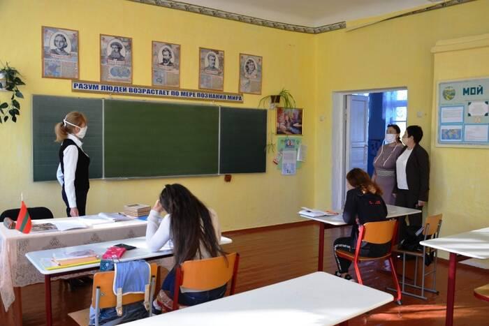 В учебных заведениях Дубоссарского района проверяют соблюдение санитарных требований