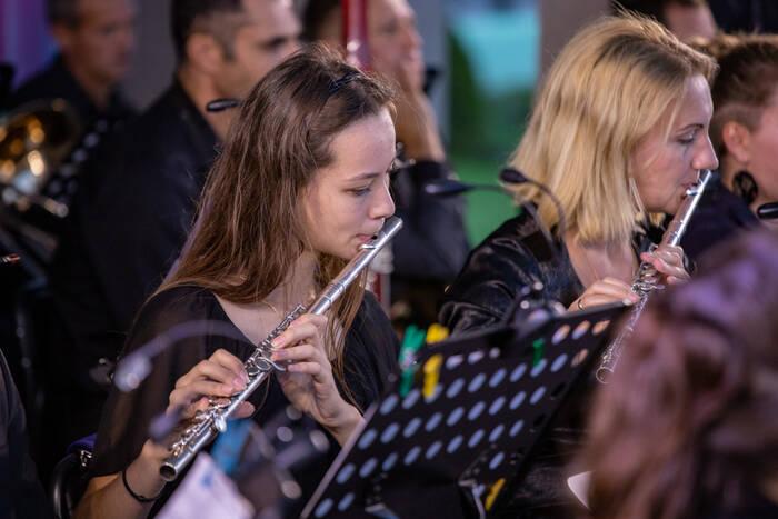 Музыкальные выходные в Екатерининском парке