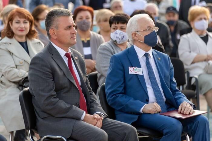 Вадим Красносельский принял участие в торжествах по случаю 90-летия ПГУ