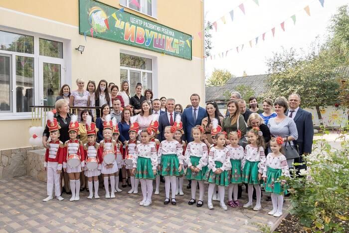Вадим Красносельский проверил, как отремонтирован дубоссарский детсад «Ивушка»