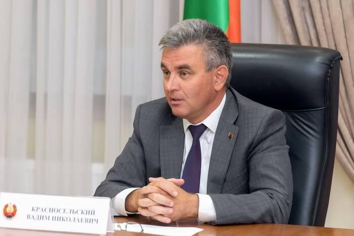 Вадим Красносельский предложил утвердить Кристину Албул в должности министра здравоохранения