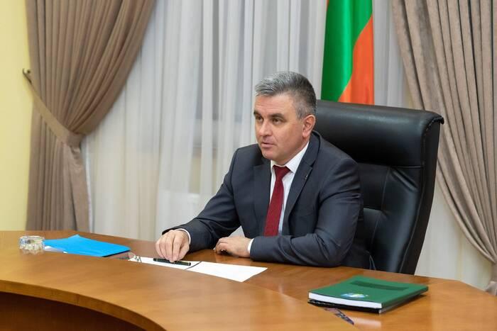 Президент признал удовлетворительной работу дубоссарской госадминистрации в 2020 году