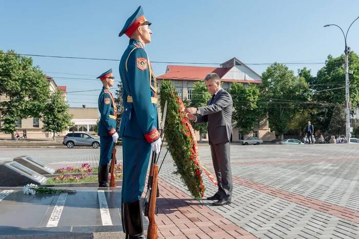 Вадим Красносельский: Время не может стереть из памяти события 92-го года