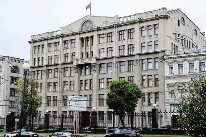Вадим Красносельский встретился в Москве с Дмитрием Козаком