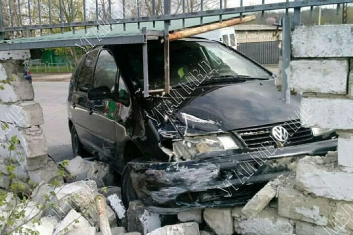 Накануне в Приднестровье произошло 12 ДТП