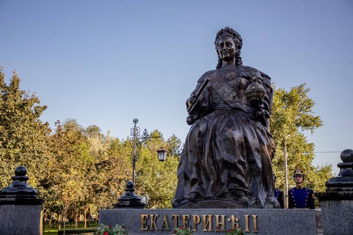 Вёрсты времени (1). 1792 - Указ императрицы Екатерины II о строительстве крепости «Срединная»