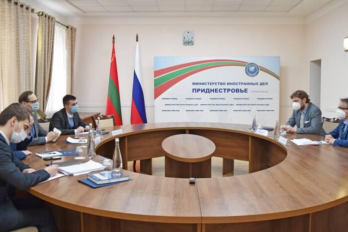 Виталий Игнатьев обсудил с Клаусом Нойкирхом проблемы в автотранспортной сфере