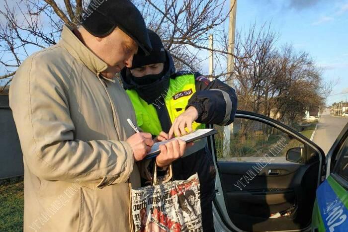 «Внимание! Пешеход!»: в Дубоссарах 9 нарушителей привлечены к ответственности