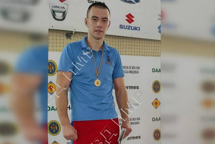 Чемпионом Молдавии по боксу стал приднестровец Андрей Кирьяков