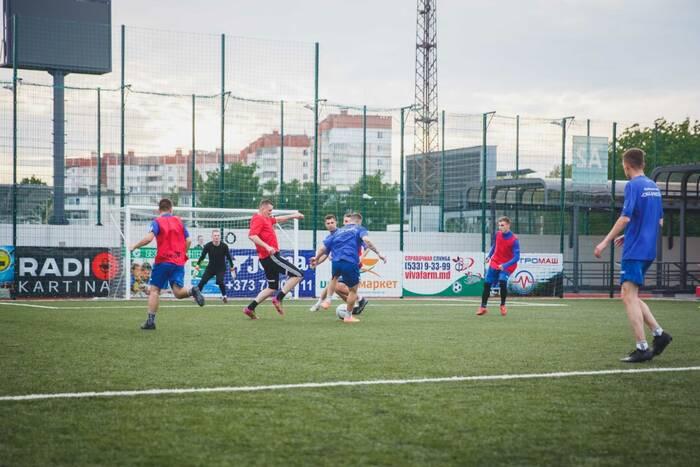Возобновляются матчи первого круга чемпионата ПМР по мини-футболу