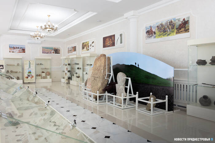 Выставка «Археологическое наследие Приднестровья. Скифская культура» откроется 31 августа
