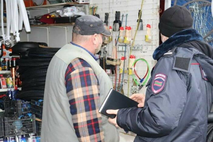 Выявлено почти 60 нарушений карантинных требований на объектах торговли и сферы услуг