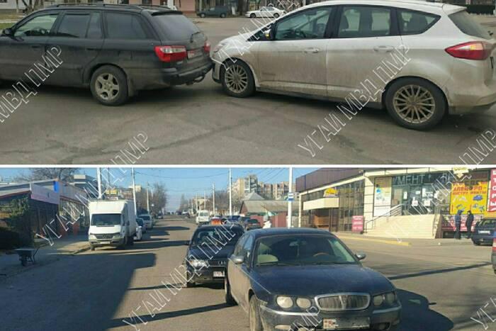 За минувшие сутки в Приднестровье случилось 4 ДТП