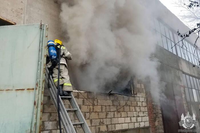 За неделю в Приднестровье произошло 9 пожаров