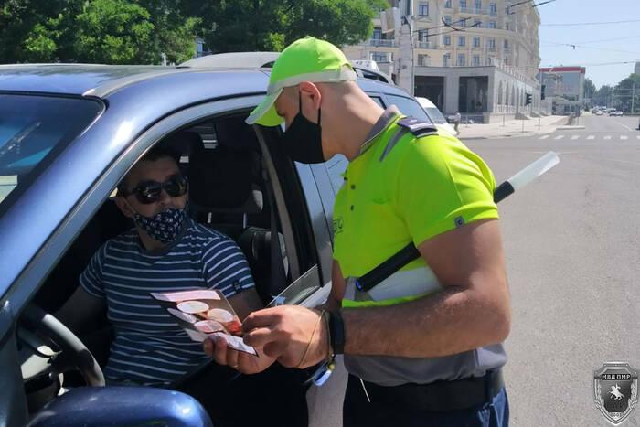 В МВД подвели итоги акции «Трезвый водитель»
