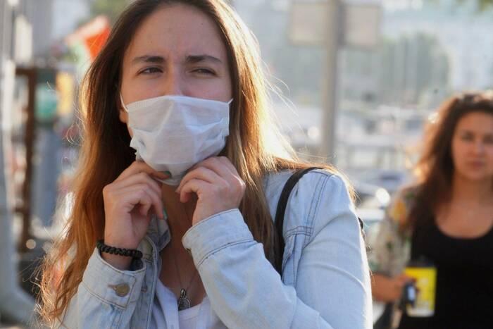 За отказ от ношения маски оштрафованы более 40 человек