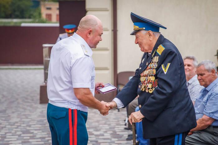 Защитникам ПМР вручили юбилейные медали «30 лет Вооруженным силам»