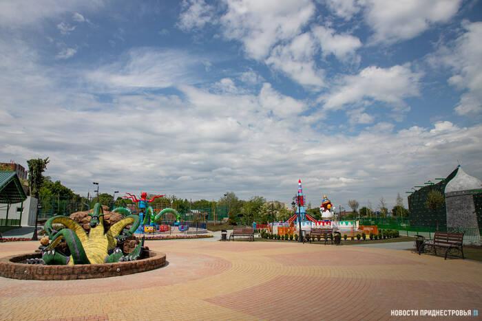 В столичном Екатерининском парке отметят День защиты детей