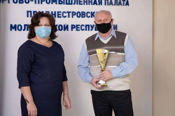 Знак «Приднестровского качества - 2020» получили предприятия лёгкой промышленности